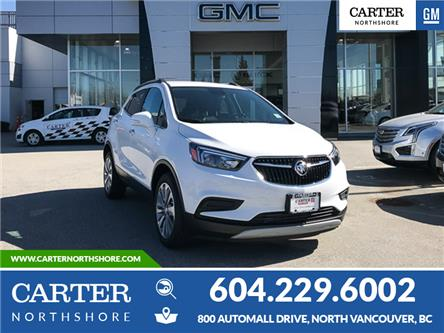 2019 Buick Encore Preferred (Stk: 9K92480) in North Vancouver - Image 1 of 13