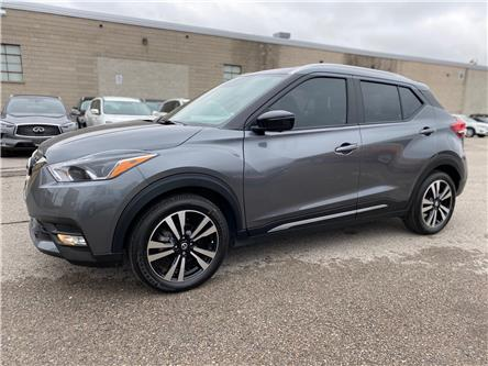 2019 Nissan Kicks SR (Stk: C35492) in Thornhill - Image 1 of 11
