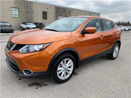 2019 Nissan Qashqai SV (Stk: C35493) in Thornhill - Image 1 of 10