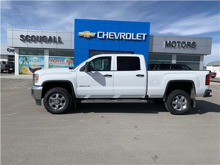 2016 GMC Sierra 2500HD Base (Stk: 162743) in Fort MacLeod - Image 1 of 16