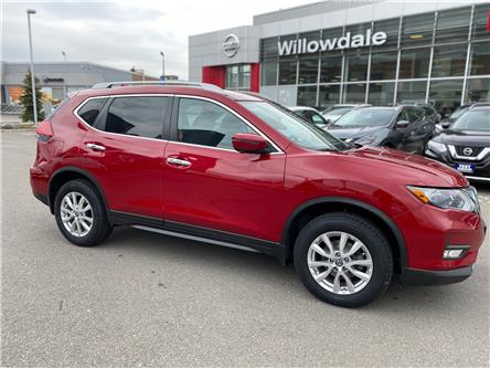 2017 Nissan Rogue SV (Stk: E7818A) in Thornhill - Image 1 of 12