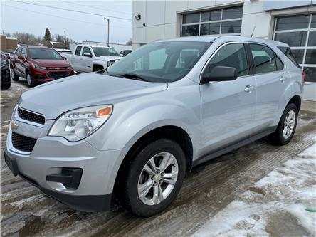 2011 Chevrolet Equinox LS (Stk: A20139) in Sioux Lookout - Image 1 of 6