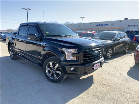 2016 Ford F-150 XLT (Stk: 20RT16A) in Midland - Image 1 of 4