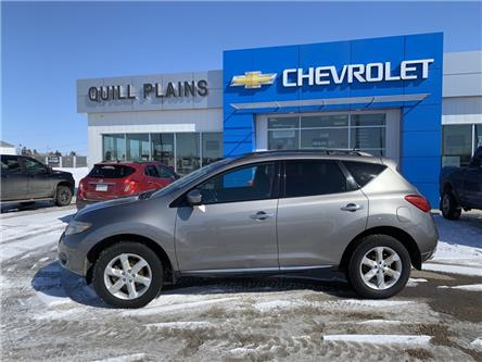 2009 Nissan Murano  (Stk: 19P020A) in Wadena - Image 1 of 11