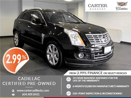 2015 Cadillac SRX Premium (Stk: C5-34881) in Burnaby - Image 1 of 24