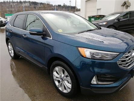 2020 Ford Edge Titanium (Stk: 20T078) in Quesnel - Image 1 of 15