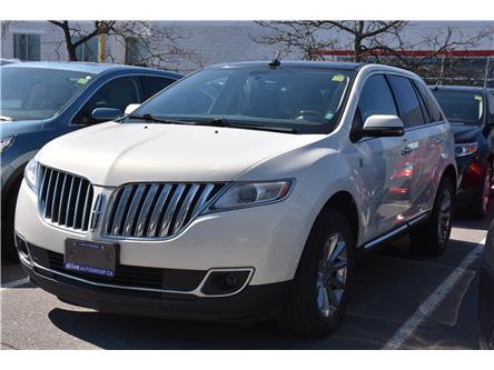 2013 Lincoln MKX Base (Stk: AU390A) in Pickering - Image 1 of 3