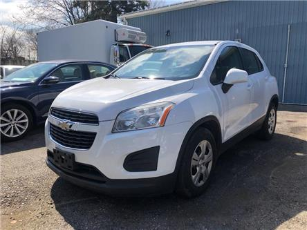2013 Chevrolet Trax LS (Stk: 52484) in Belmont - Image 1 of 18