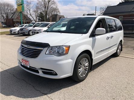 2016 Chrysler Town & Country Touring-L (Stk: 85545) in Belmont - Image 1 of 25