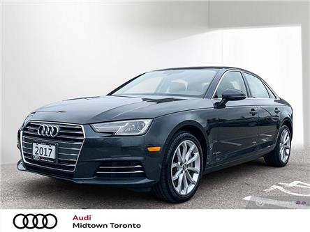 2017 Audi A4 2.0T Progressiv (Stk: P7851) in Toronto - Image 1 of 25