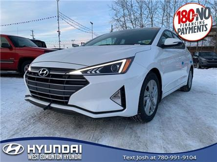 2020 Hyundai Elantra Preferred (Stk: EL08533) in Edmonton - Image 1 of 20
