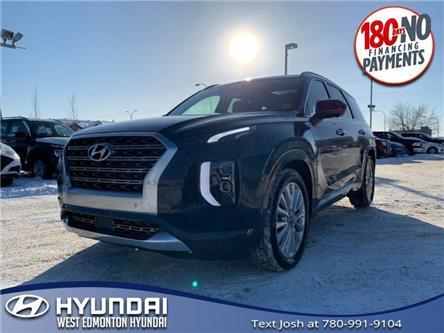 2020 Hyundai Palisade Ultimate 7 Passenger (Stk: PL04497) in Edmonton - Image 1 of 16