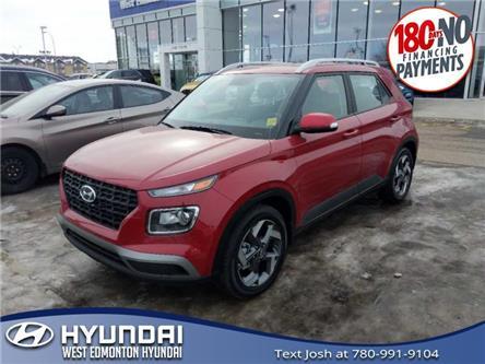 2020 Hyundai Venue Trend (Stk: VN07913) in Edmonton - Image 1 of 6