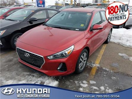 2020 Hyundai Elantra GT Preferred (Stk: EG03742) in Edmonton - Image 1 of 6