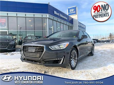 2018 Genesis G90 Ultimate (Stk: E4900) in Edmonton - Image 1 of 26