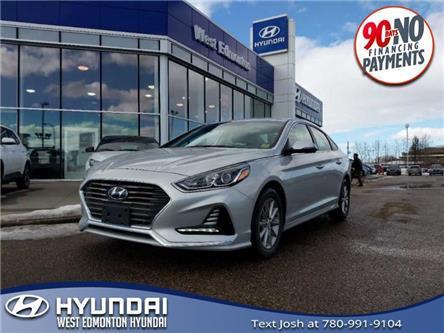 2018 Hyundai Sonata SE (Stk: P1172) in Edmonton - Image 1 of 21