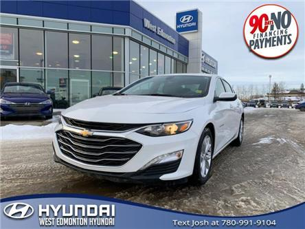 2019 Chevrolet Malibu LT (Stk: E4925) in Edmonton - Image 1 of 21