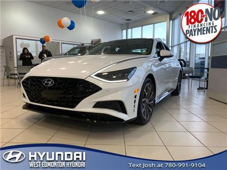2020 Hyundai Sonata Ultimate (Stk: SN05626) in Edmonton - Image 1 of 19
