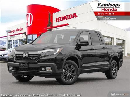 2020 Honda Ridgeline Sport (Stk: N14925) in Kamloops - Image 1 of 23