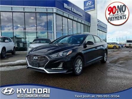 2018 Hyundai Sonata GL (Stk: P1179) in Edmonton - Image 1 of 22