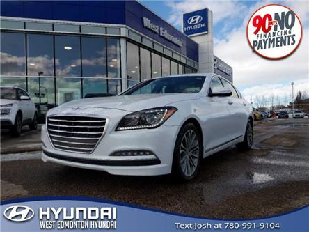 2015 Hyundai Genesis 3.8 (Stk: E4961) in Edmonton - Image 1 of 23