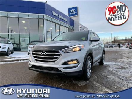 2018 Hyundai Tucson Base 2.0L (Stk: E4945) in Edmonton - Image 1 of 24