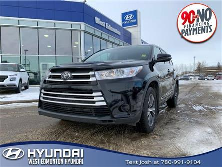 2018 Toyota Highlander LE (Stk: E4944) in Edmonton - Image 1 of 25