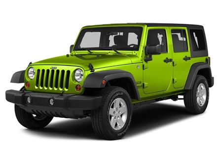 2013 Jeep Wrangler Unlimited Sahara (Stk: 19-327A) in Huntsville - Image 1 of 8