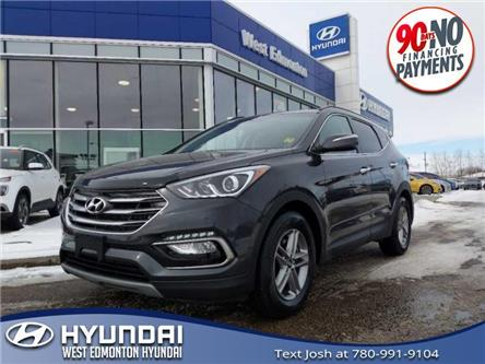 2018 Hyundai Santa Fe Sport 2.4 Base (Stk: E4943) in Edmonton - Image 1 of 22