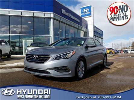 2015 Hyundai Sonata  (Stk: 4469TA) in Edmonton - Image 1 of 27