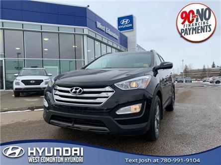 2016 Hyundai Santa Fe Sport 2.4 Premium (Stk: X815A) in Edmonton - Image 1 of 29