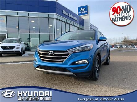 2016 Hyundai Tucson Limited (Stk: 7954A) in Edmonton - Image 1 of 28