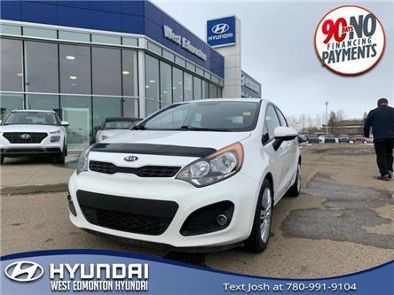 2014 Kia Rio  (Stk: 4980A) in Edmonton - Image 1 of 23