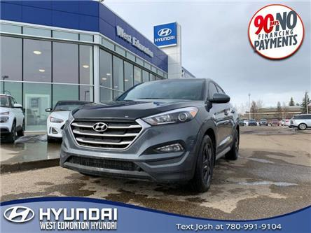 2018 Hyundai Tucson Base 2.0L (Stk: P1199) in Edmonton - Image 1 of 24