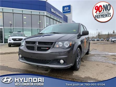 2019 Dodge Grand Caravan GT (Stk: P1202) in Edmonton - Image 1 of 25