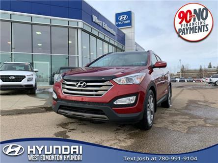 2016 Hyundai Santa Fe Sport 2.0T SE (Stk: P1201) in Edmonton - Image 1 of 30