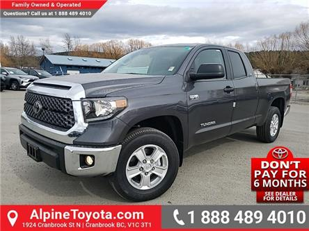 2020 Toyota Tundra Base (Stk: X922834) in Cranbrook - Image 1 of 23