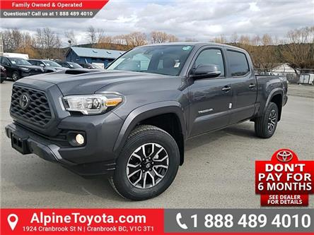 2020 Toyota Tacoma Base (Stk: X051013) in Cranbrook - Image 1 of 24
