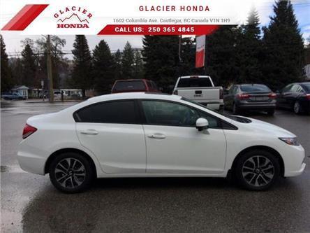 2015 Honda Civic EX (Stk: 9-3018-0) in Castlegar - Image 1 of 23
