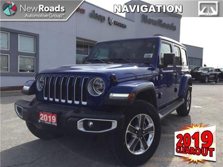 2019 Jeep Wrangler Unlimited Sahara (Stk: W19281) in Newmarket - Image 1 of 22