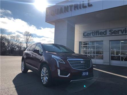 2018 Cadillac XT5 Platinum (Stk: 130590) in Port Hope - Image 1 of 19