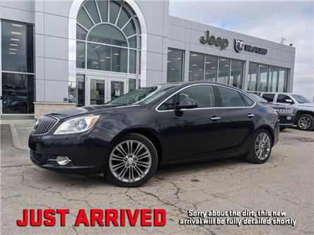 2013 Buick Verano Leather Package (Stk: U196944-OC) in Orangeville - Image 1 of 9