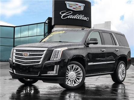 2018 Cadillac Escalade Platinum (Stk: 209000B) in Burlington - Image 1 of 30