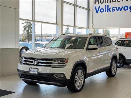 2019 Volkswagen Atlas 3.6 FSI Highline (Stk: 96542) in Toronto - Image 1 of 21