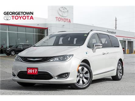 2017 Chrysler Pacifica Hybrid Platinum (Stk: 17-64295GT) in Georgetown - Image 1 of 22