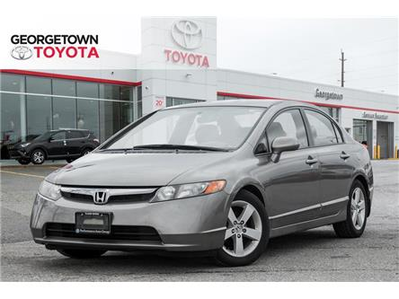 2008 Honda Civic LX (Stk: 8-24837GT) in Georgetown - Image 1 of 17