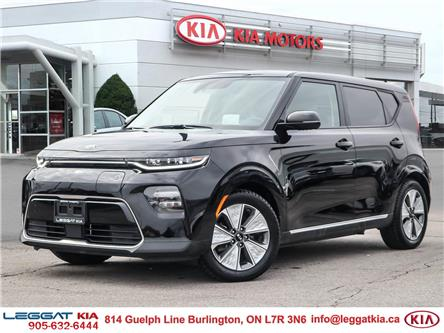 2020 Kia Soul EV EV Limited (Stk: 2502) in Burlington - Image 1 of 29