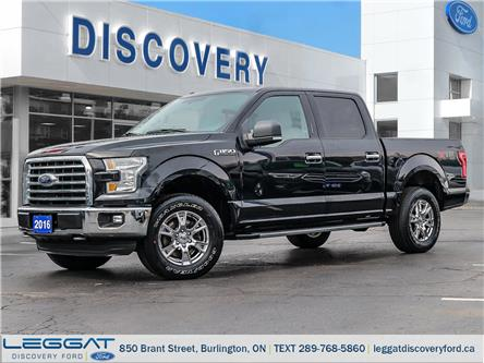 2016 Ford F-150 XLT (Stk: 16-27707-L) in Burlington - Image 1 of 26