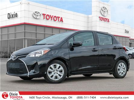 2015 Toyota Yaris LE (Stk: 72383) in Mississauga - Image 1 of 25