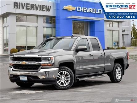 2017 Chevrolet Silverado 1500 1LT (Stk: 19371A) in WALLACEBURG - Image 1 of 27
